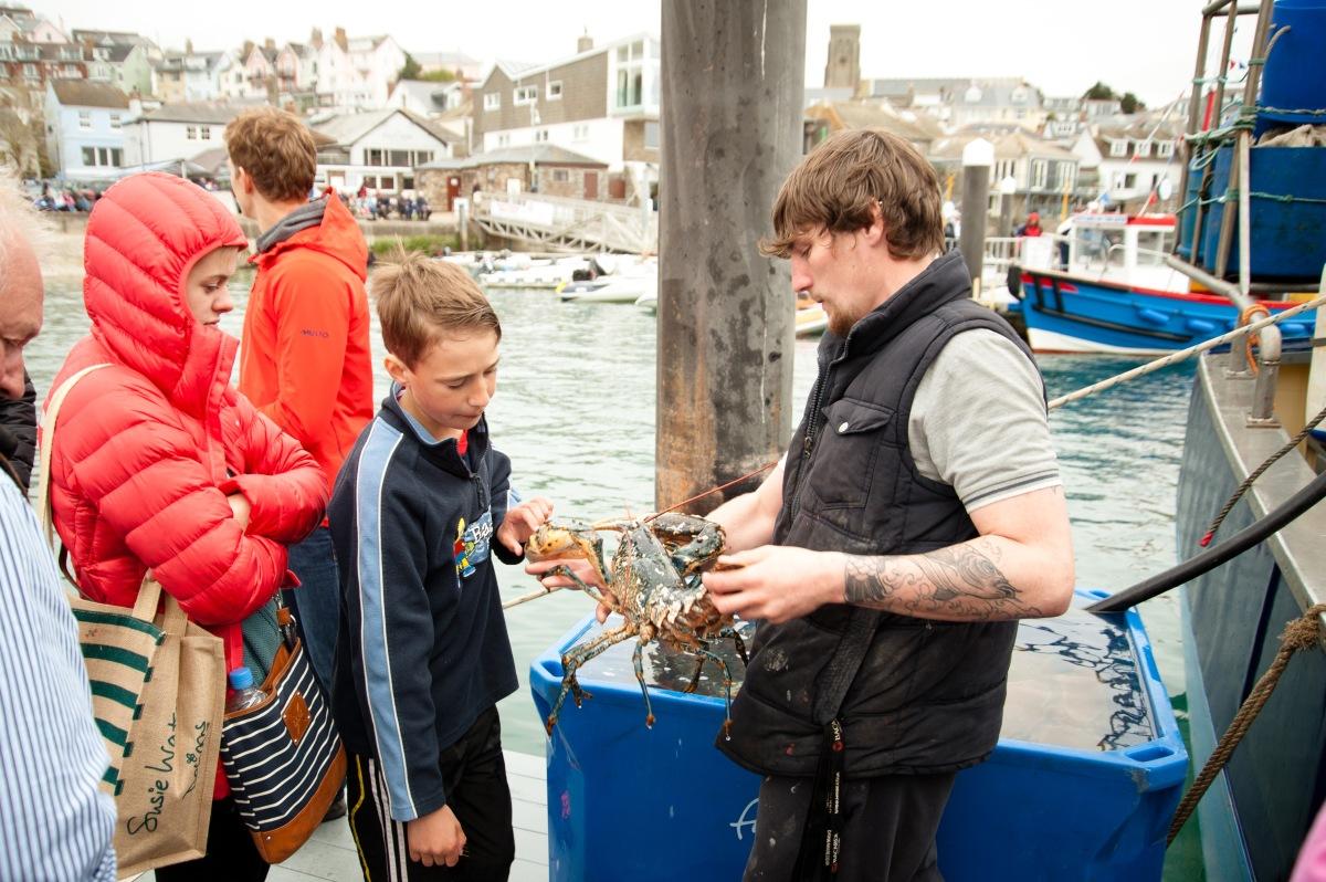 Salcombe Crab Festival